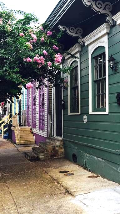Bed & Breakfast in Treme! (Relax) - La Nouvelle-Orléans