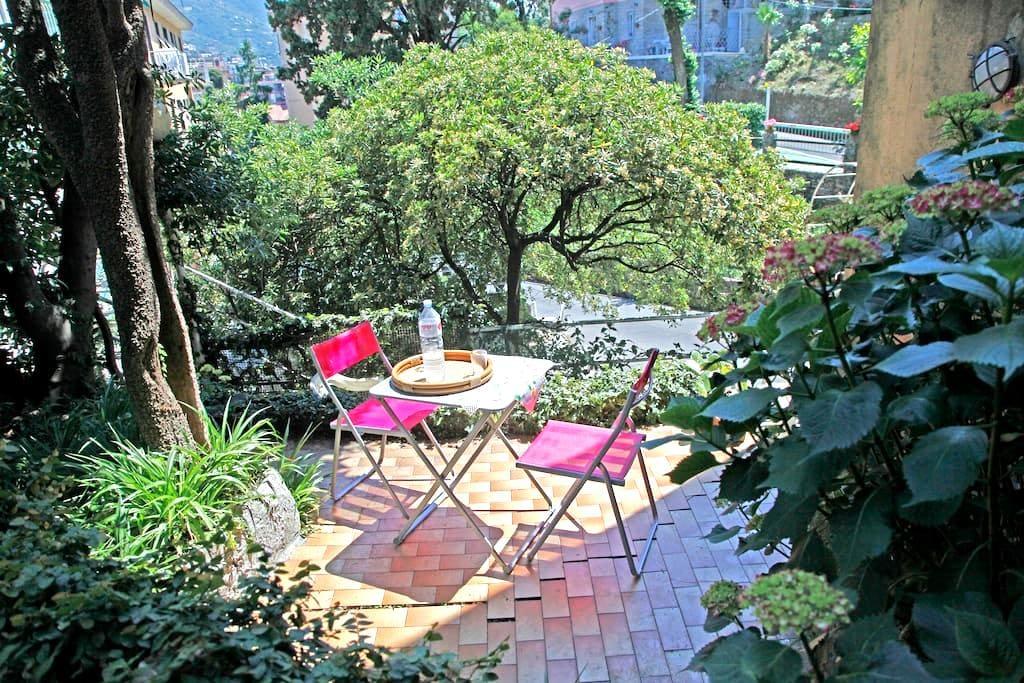 A due passi dal mare, con giardino - Rapallo - Apartment