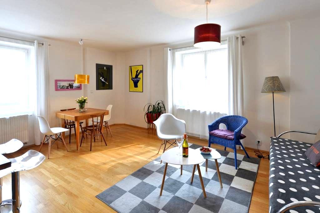 Charming flat in the heart of Prague - Praha - Apartemen
