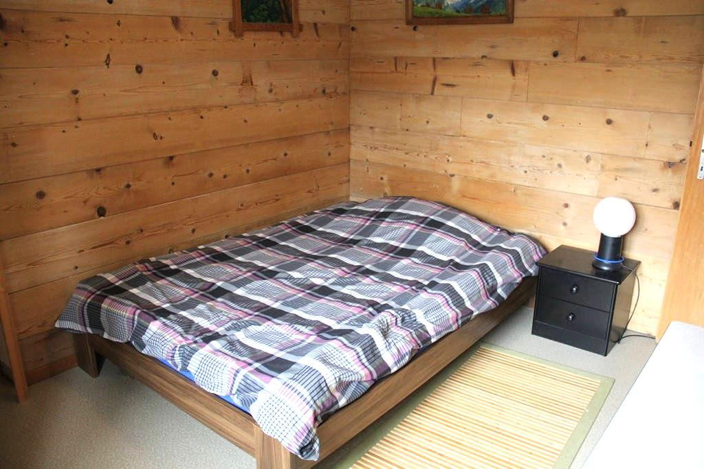 Zimmer in Maloja - Bregaglia - Bed & Breakfast