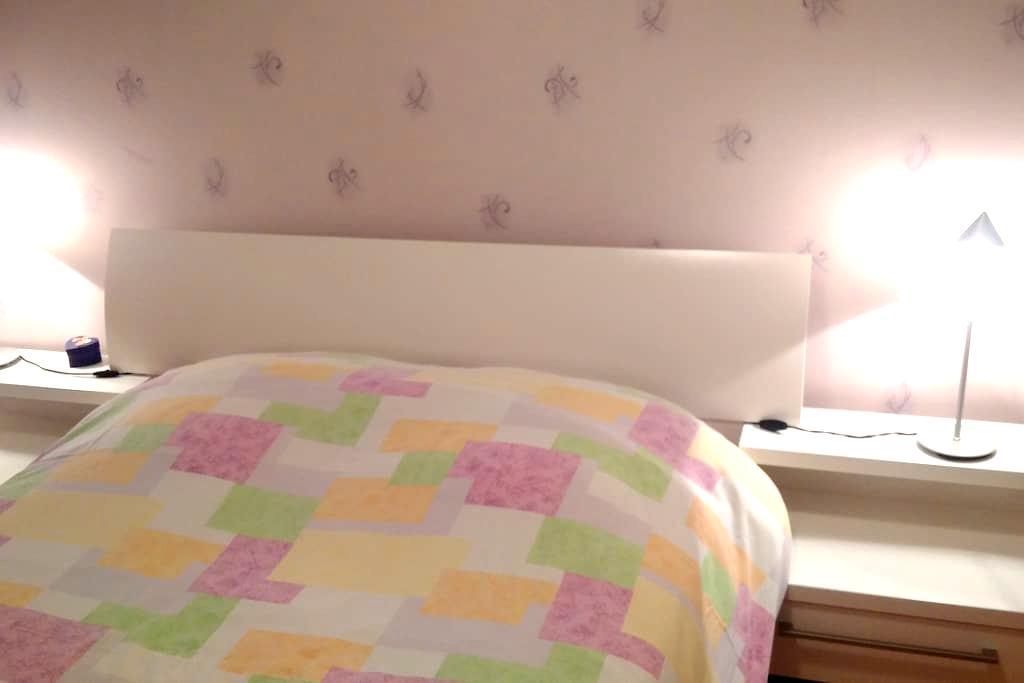 Chambre calme & cosy - WIFI - proche hyper centre - Strasbourg - Lakás