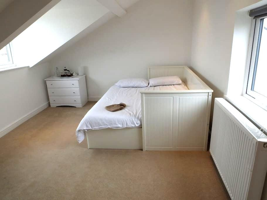 Private room and bathroom by the sea - North Shields - Haus