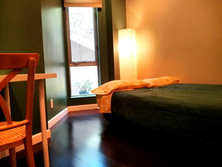 Comfortable double large view house - Los Angeles - Bed & Breakfast