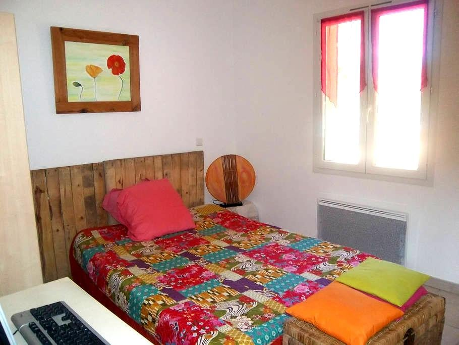 chambre soleil - Malemort-du-Comtat - Ev