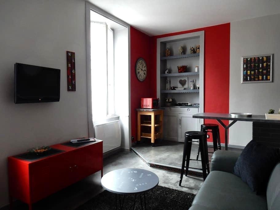 STUDIO plein centre historique de DINAN - Dinan - Wohnung