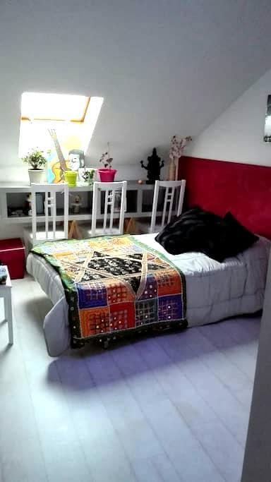 Casa centrica y confortable! - Villaviciosa de Odón - Lejlighed