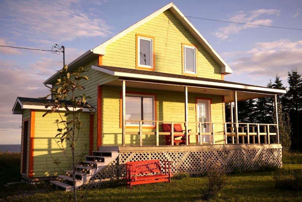 Maison FABY - Grande-Rivière-Ouest - Dom