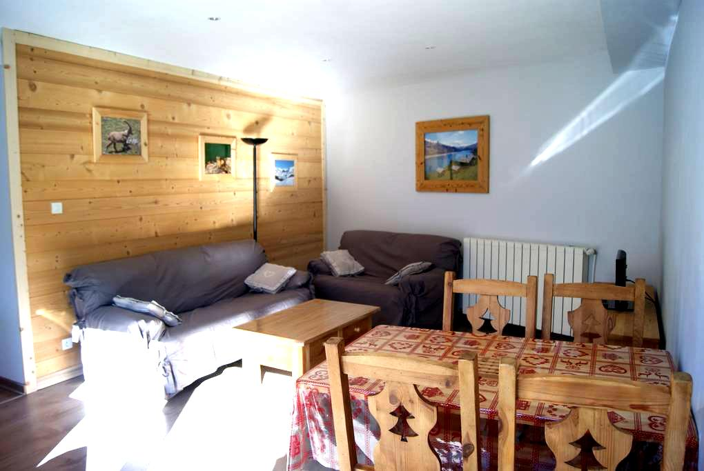 L'Alpinette - Queige - Appartement