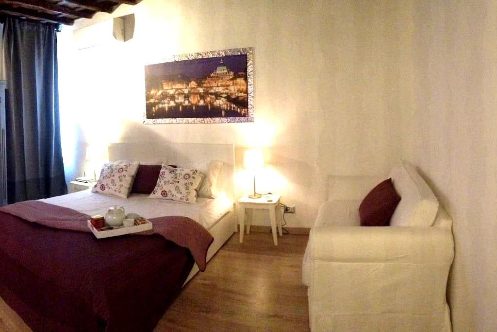 MARIEL COZY APARTMENT IN TRASTEVERE - Rome - Apartment