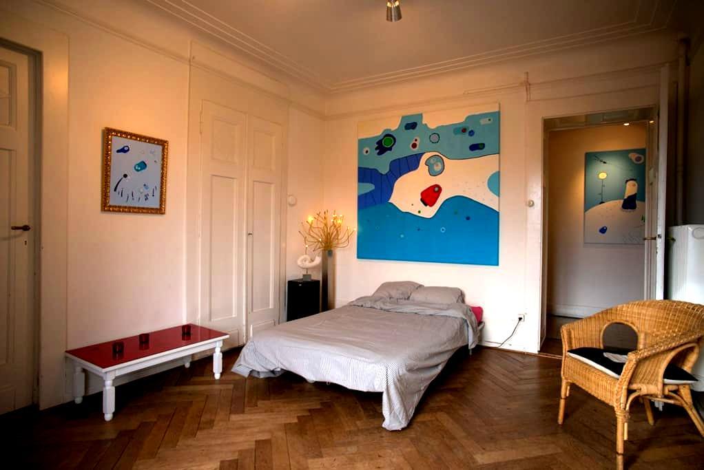 Belle chambre lumineuse - Lausanne - Apartment