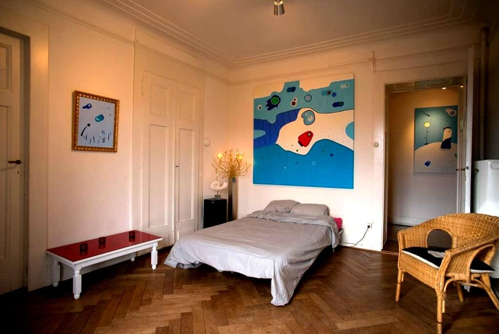 Belle chambre lumineuse - Lausanne - Appartement
