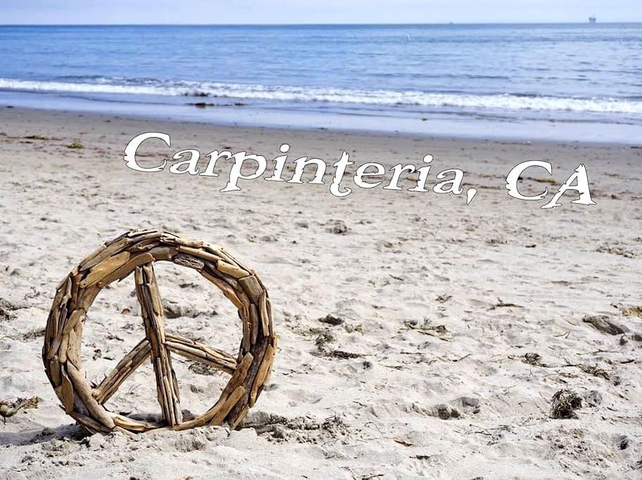 Buddha Beach Cottage - Carpinteria