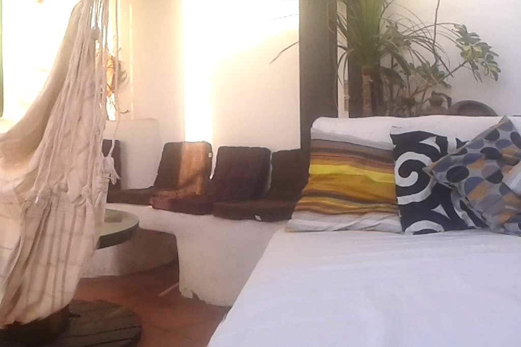 Casa canario, cerca playas papagayo - Playa Blanca - Huis