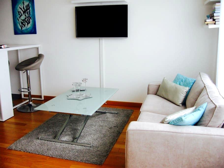 Studio design proche Paris - Vanves - Appartement