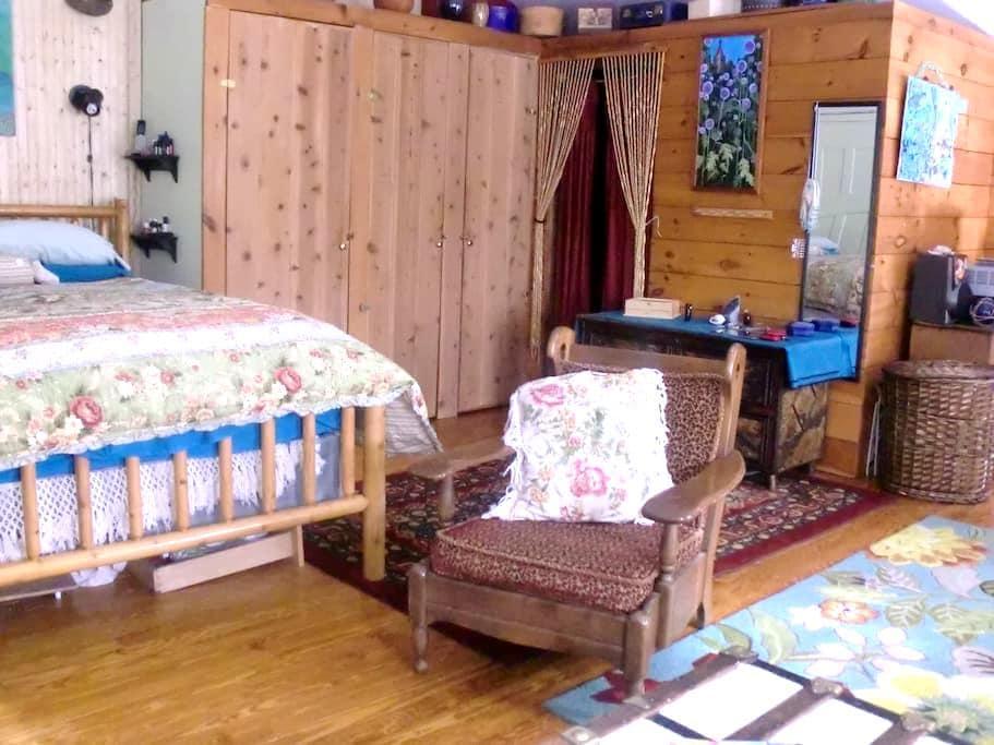 Adirondack Mountain Cabin - Vermontville