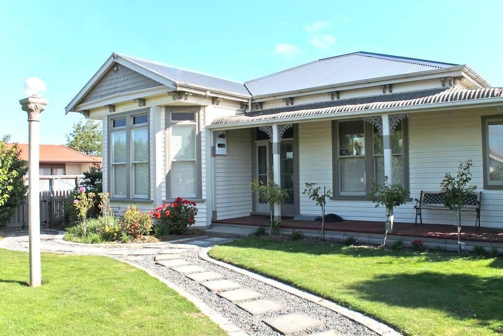 Beautiful Villa, close to Ashburton town centre. - Ashburton - Huis