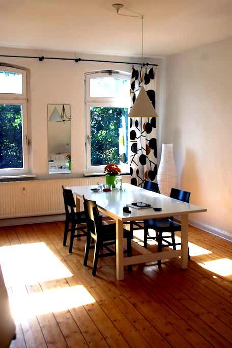 Sonnige Ferienwohnung - Suhlendorf - Departamento