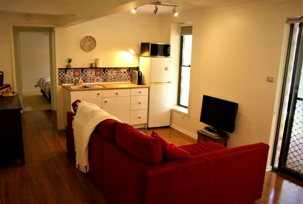 One Bedroom Apartment near John Hunter Hospital - Rankin Park - Huoneisto