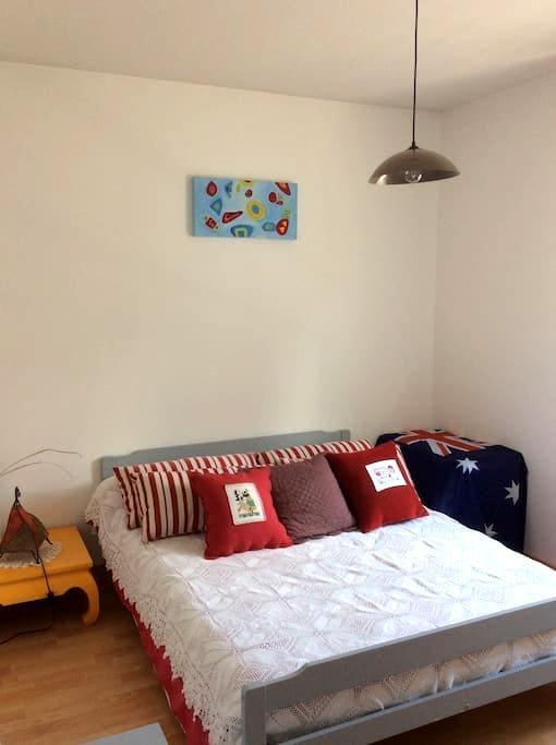 Chambre à Faverges, centre ville - Faverges - Selveierleilighet