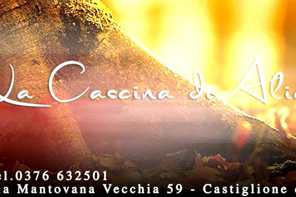 B&B La Cascina di Alice - Castiglione delle Stiviere - ที่พักพร้อมอาหารเช้า