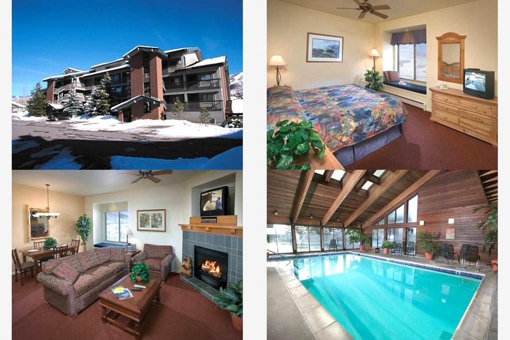 1 Bed Wyndham Steamboat Springs #2 - Steamboat Springs