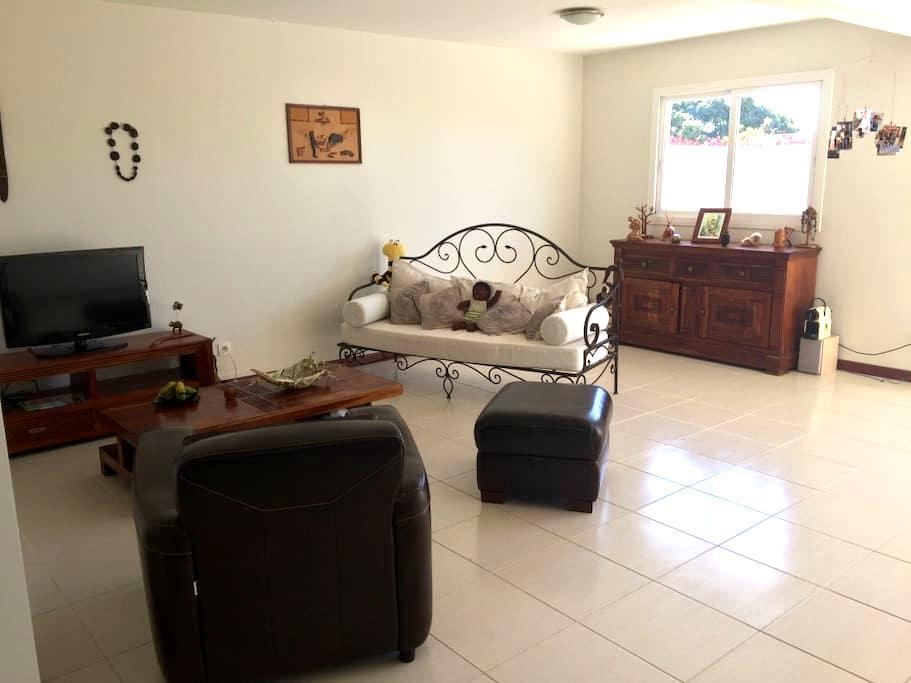 Loue chambre au calme dans maison sur Nouméa - Nouméa