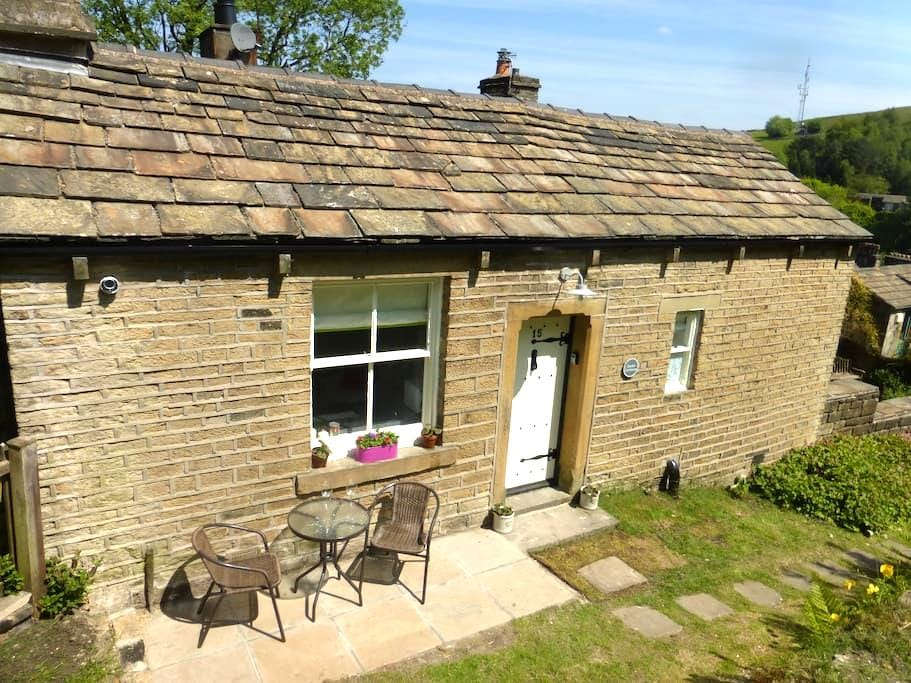 Dairy Cottage, Delph, Saddleworth. - Delph, Saddleworth - Μπανγκαλόου
