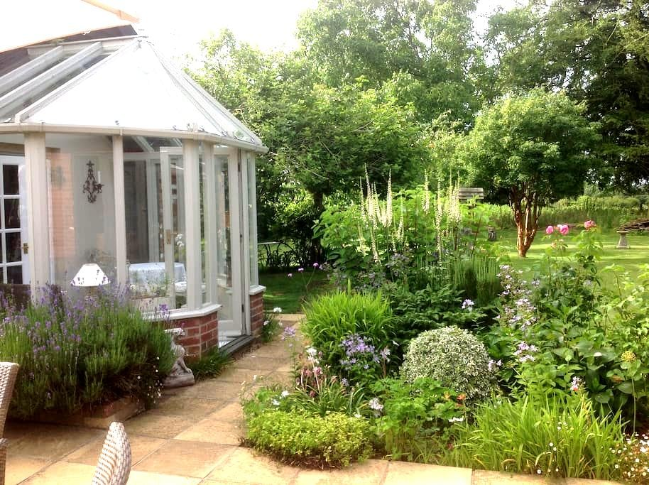 Garden annexe, great location,Snape - Tunstall - Skur