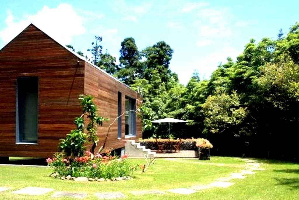 Bungalow in exotic property! - Furnas