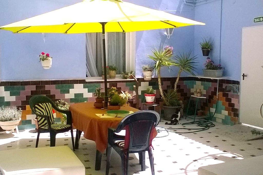 Bedroom in the port area of Gandia - Gandia