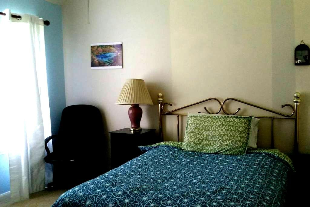 Cozy rm/double bed, Wifi, Netflix Hablamos español - Katy - House