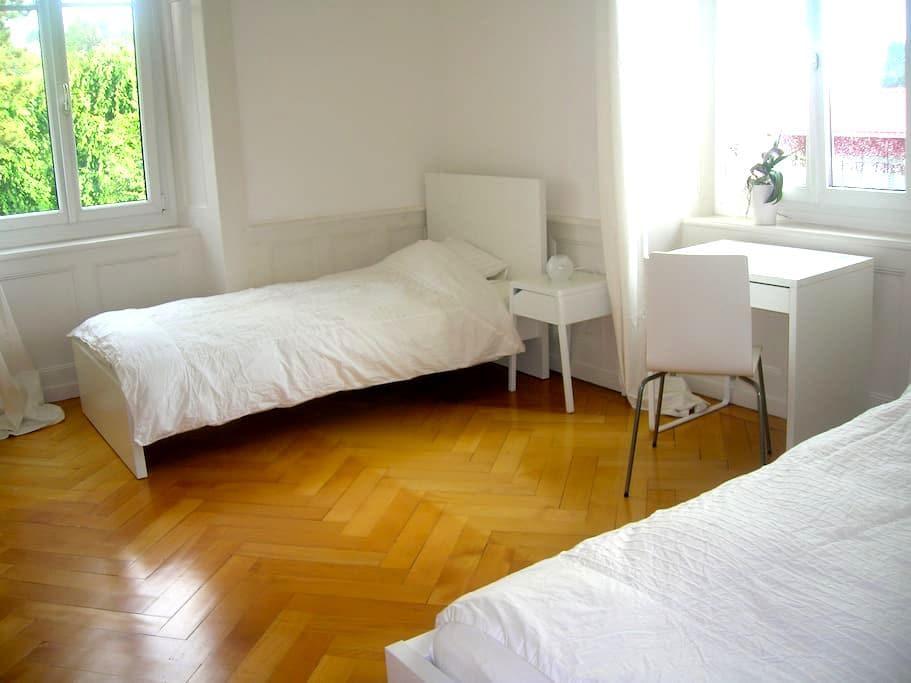 Big apartment for 6 people! - La Chaux-de-Fonds - Apartamento