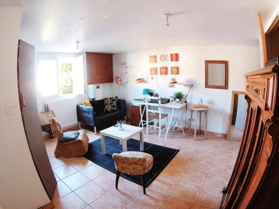 Charmant Appartement indépendant - Pusignan