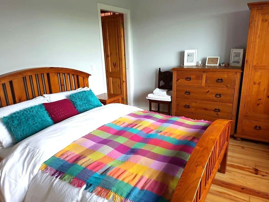 Private dormer house ensuite room - Tarbert - Dům