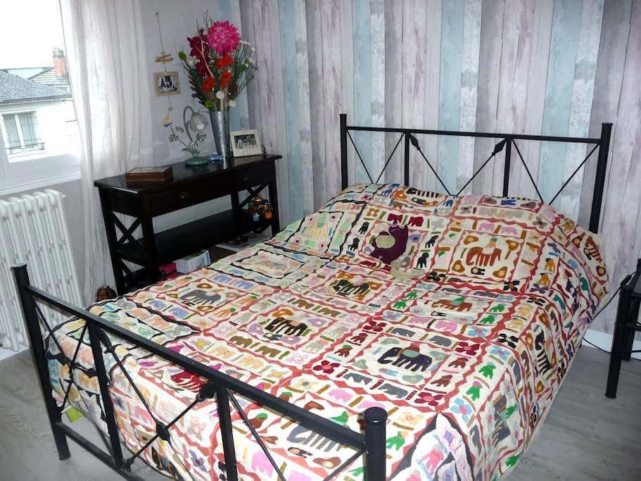 Jolie chambre ensolleillée - Brive-la-Gaillarde - Apartment