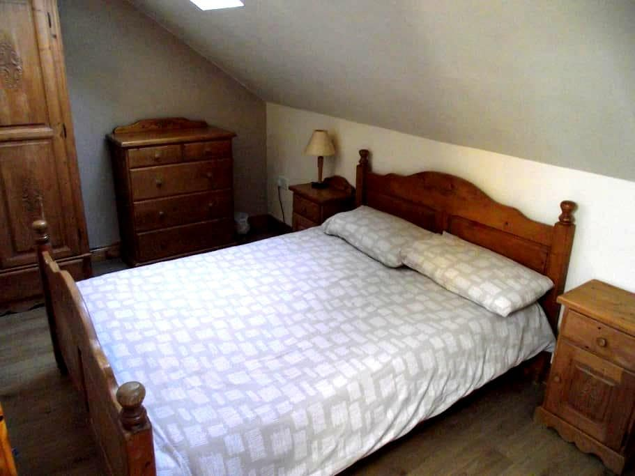 Áras GCC - Double Room - Glencolumbkille - House