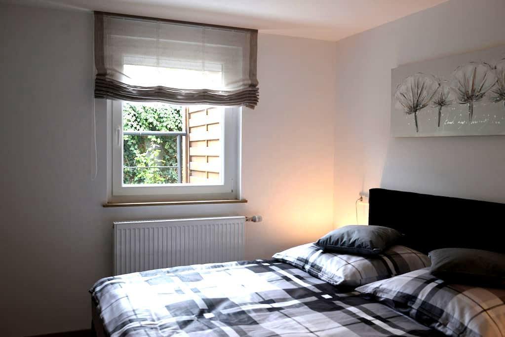 Neu renovierte 2,5 Zimmer EG Wohnung zentral - Oedheim - Dom