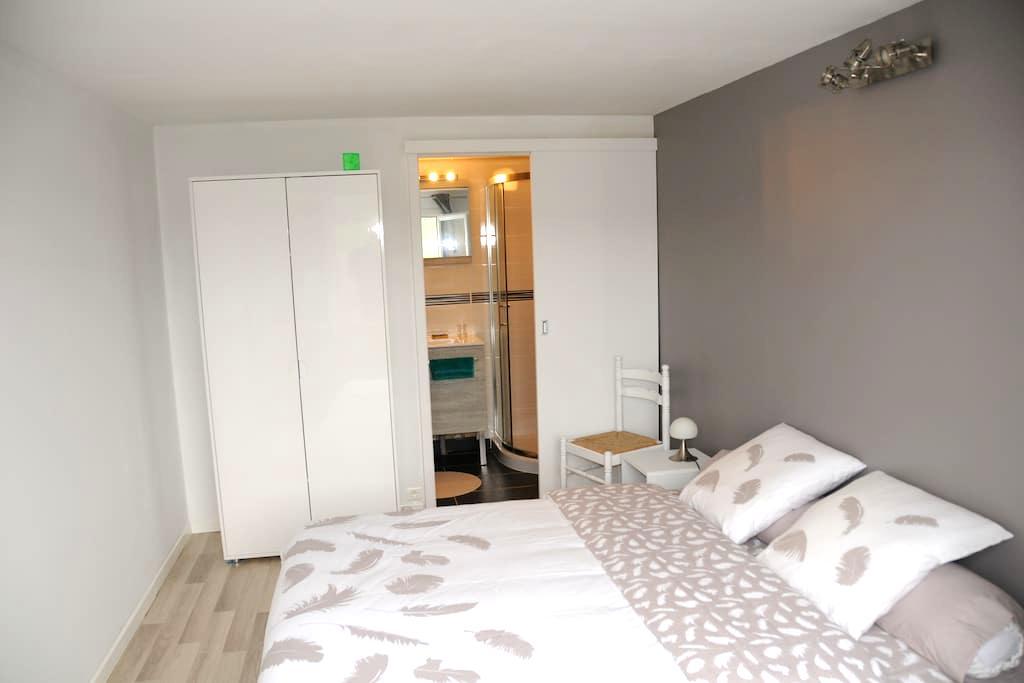 Studio accés indépendant  10 Km de Limoges - Condat-sur-Vienne - House