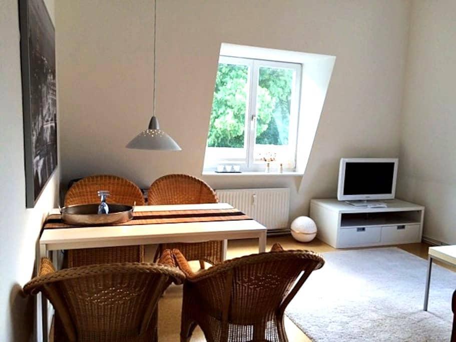Exclusives Wohnen im Dobbenviertel - Oldenburg - Villa