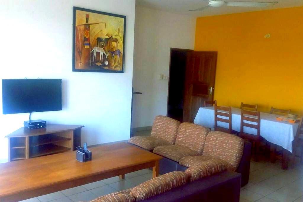 Appart 1 avec balcon VUE SUR MER - Cotonou - Appartement