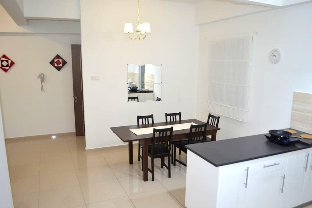 cozy retreat penang - Bayan Lepas - Condominium