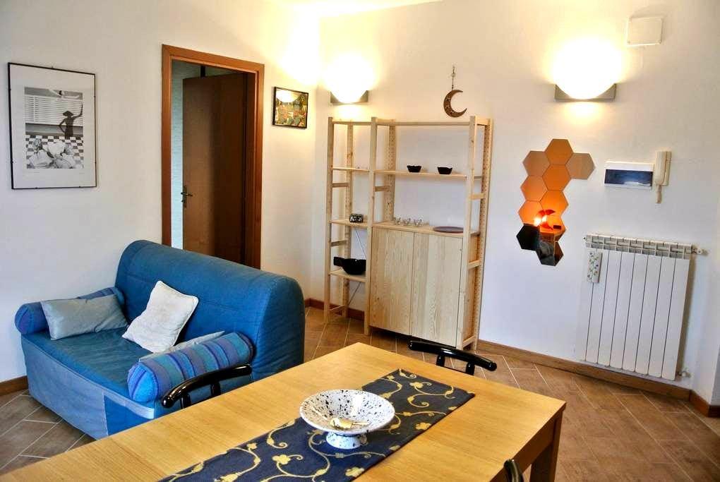 Casa nel Borgo - Montalcino