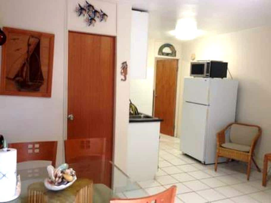 Culebra, Puerto Rico Ground Floor Apartment - Culebra - Apartamento