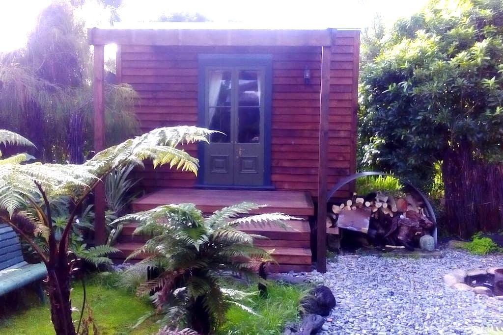 Rustic studio amongst native bush - Granity - Inny