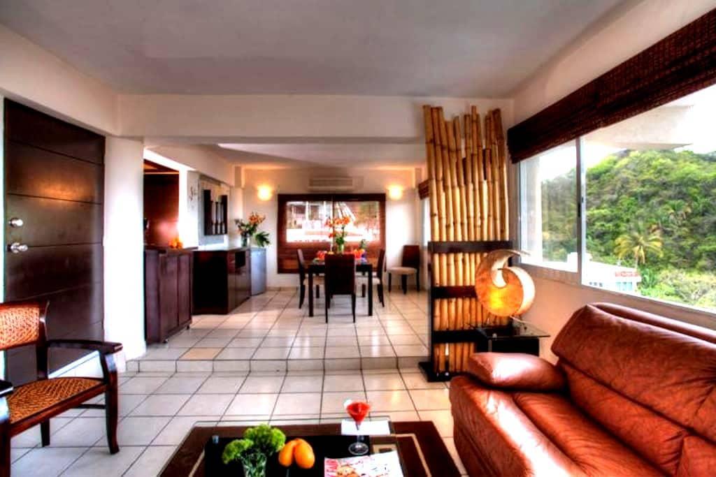 Beautiful professionally decorated 1 BR condo - Puerto Vallarta