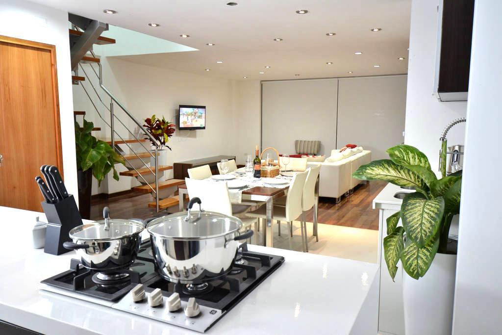 Z&R Home Perú_Duplex Apartment 2 - Huaraz