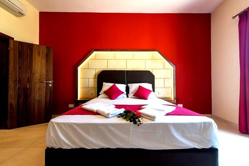 Standard room with views at Il-Logga Hotel - Xagħra