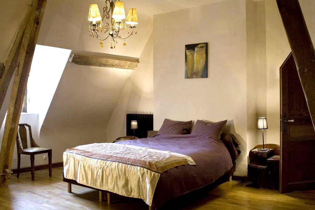 1 chambre et SDB. Pour 2 ou 4 pers - Condeau - Rumah
