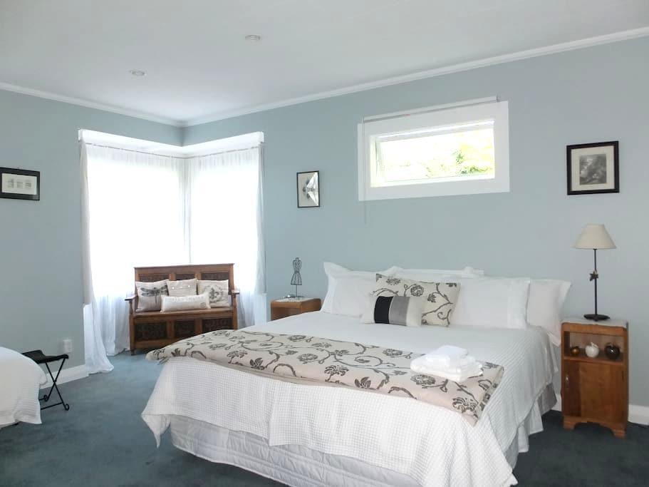 Gorgeous Blue Room - Blenheim - Hus