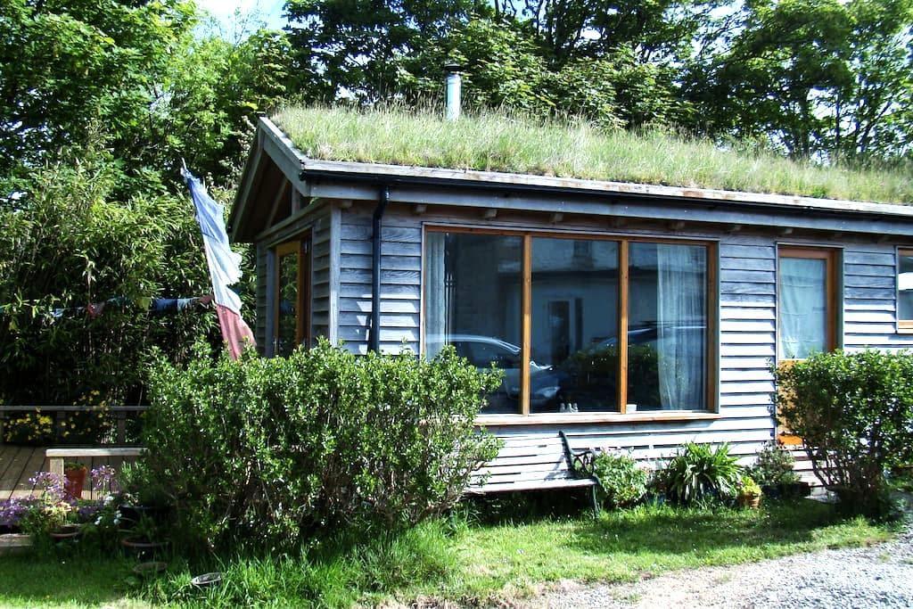 Cabin in the Garden. Sunny aspect - Saint Buryan - Kisház